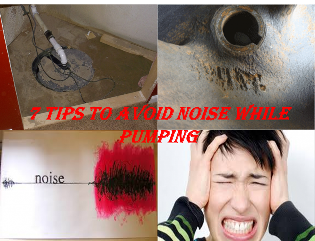 7 Tips to Avoid Noise While Pumping