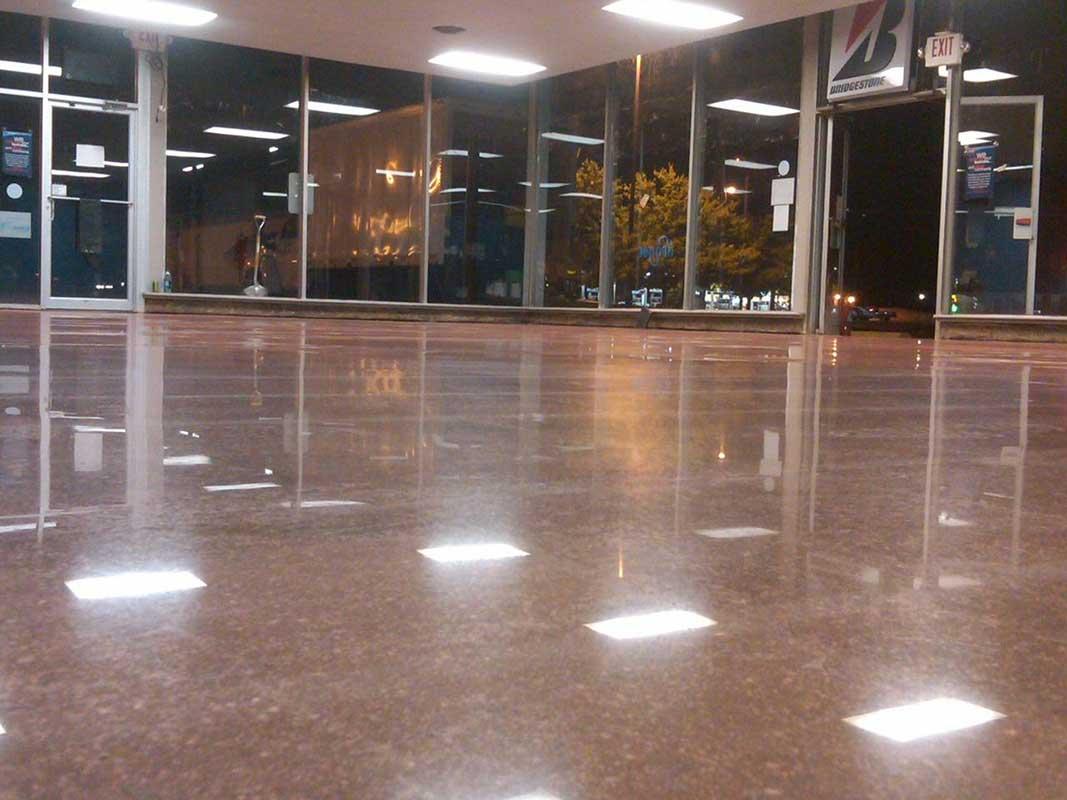 6 Modern Concrete Floor Design Ideas To Beautify Your