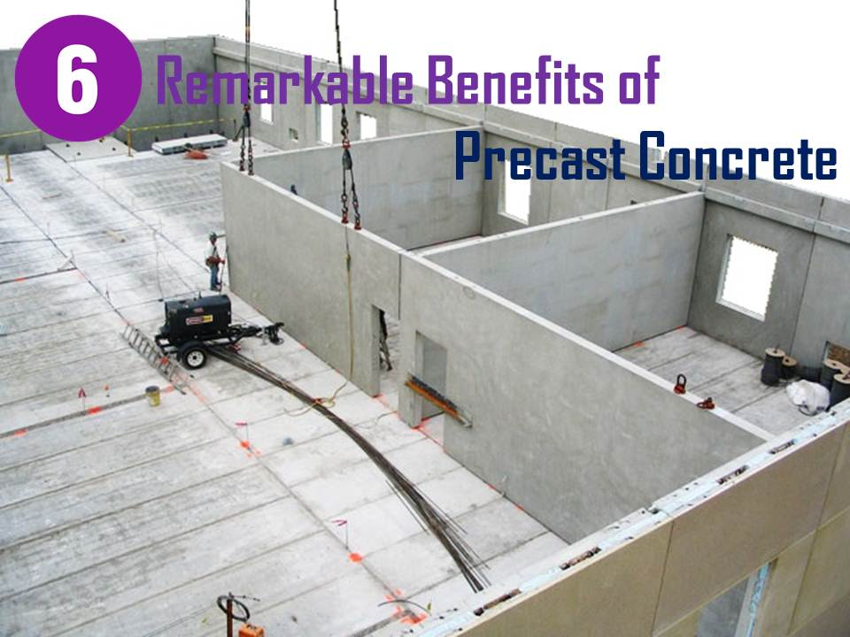 Preformed Concrete Building Construction : Remarkable benefits of precast concrete method maple