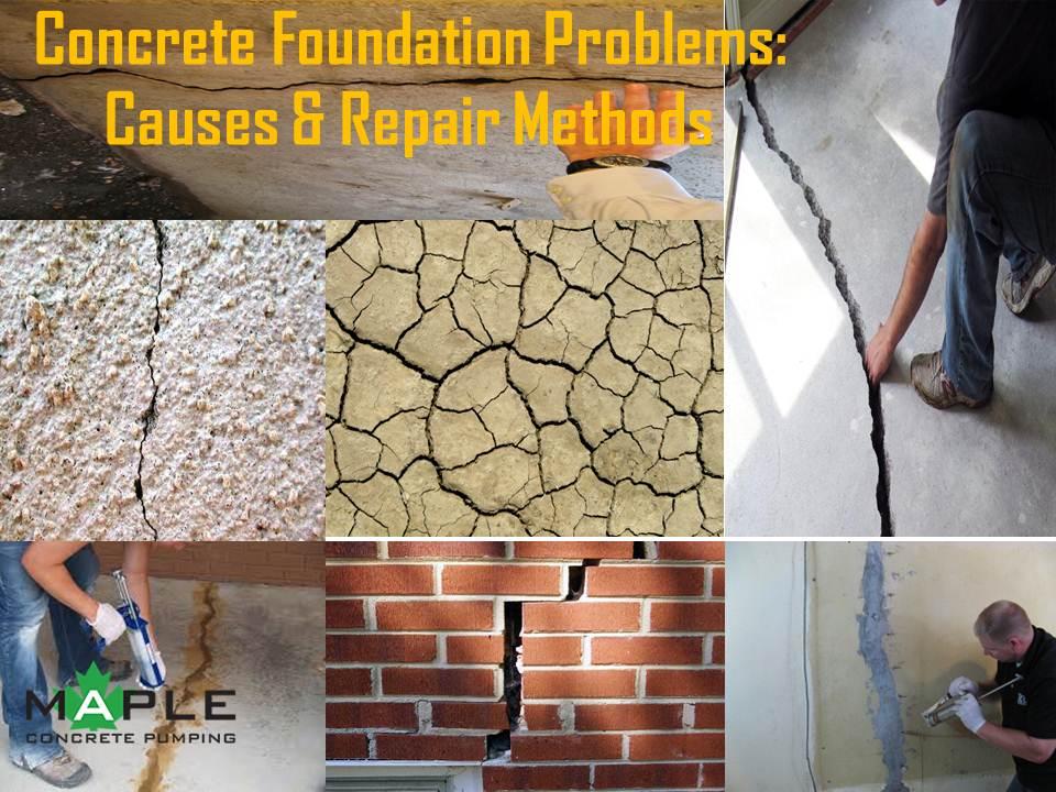 Concrete Foundation Problem