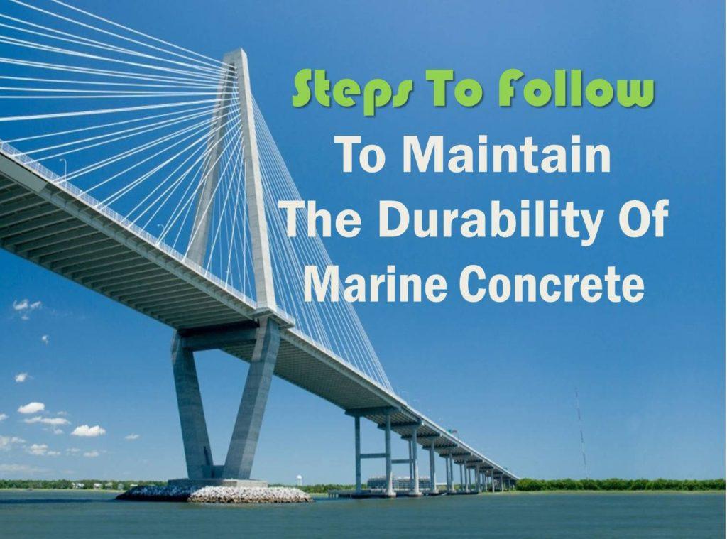marine Concrete