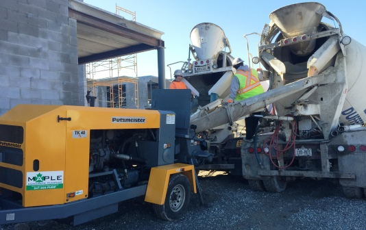 Benefits of using Concrete Pumping Equipment